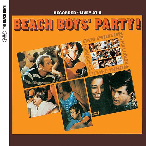 Party! (Mono & Stereo Remaster) by The Beach Boys