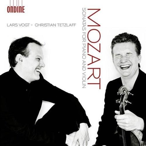 Mozart: Sonatas for Piano and Violin by Christian Tetzlaff
