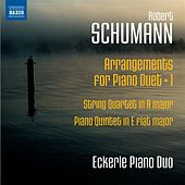 Schumann: Arrangements for Piano Duet, Vol. 1 de Eckerle Piano Duo