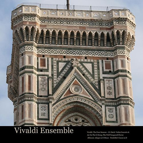 Vivaldi: The Four Seasons - J.S. Bach: Violin Concerto & Air On the G String; The Well Tempered Clavier - Albinoni: Adagio in G Minor - Pachelbel: Canon in D by Various Artists