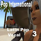 Latin Pop Vocal 3 de Various Artists