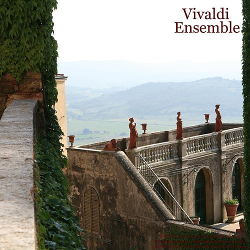 Vivaldi: The Four Seasons - Pachelbel: Some Interpretations of Canon in D - Rinaldi: Piano Concerto & Orchestral Works - Bach: Violin Concerto & Air On the G String by Various Artists