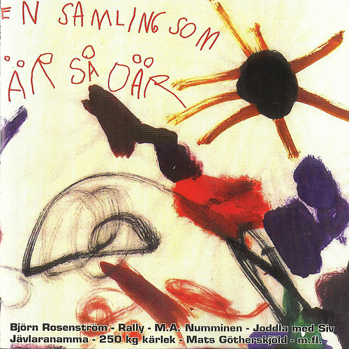 En Samling Som Är Så Där by Various Artists