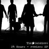 24 Hours (Remixes) EP de Tin Soldiers