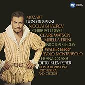 Mozart: Don Giovanni by Otto Klemperer