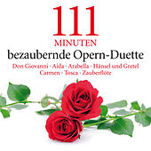 111 Minuten bezaubernde Opern-Duette - Don Giovanni - Aida - Arabella - Hänsel und Gretel - Carmen - Tosca - Zauberflöte von Various Artists
