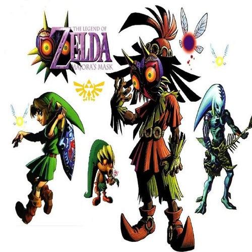 The Legend of Zelda - Majoras Mask (Mastered) (Select Soundtrack) by Monsalve