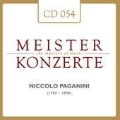 Niccolo Paganini de Various Artists