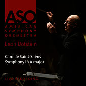 Saint-Saëns: Symphony in A Major by American Symphony Orchestra