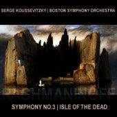 Rachmaninoff: Symphony No. 3 in F Minor von Boston Symphony Orchestra