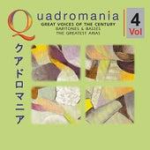 Great Voices of the Century - Baritones & Basses-Vol.4 de Various Artists