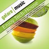 Enjoy Tech-House ! Vol. 2 de Various Artists