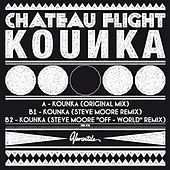 Kounka EP by Chateau Flight