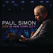 Live In New York City de Paul Simon