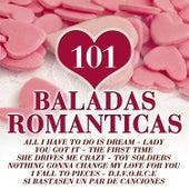101 Baladas Románticas by Various Artists