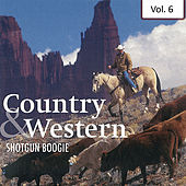 Country & Western- Hits And Rarities Vol. 6 de Various Artists