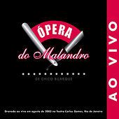 Opera do malandro Ao vivo de Vários