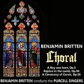 Britten: Choral von The Purcell Singers