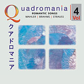 Romantic Songs by Mahler, Brahms, Strauss -Vol.4 by Various Artists
