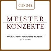 Wolfgang Amadeus Mozart - Meisterkonzerte de Arturo Benedetti Michelangeli