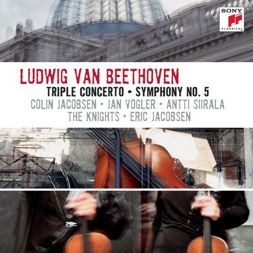 Beethoven: Sinfonie Nr. 5/Triplekonzert de The Knights