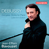 Debussy: Complete Works for Piano by Jean-Efflam Bavouzet