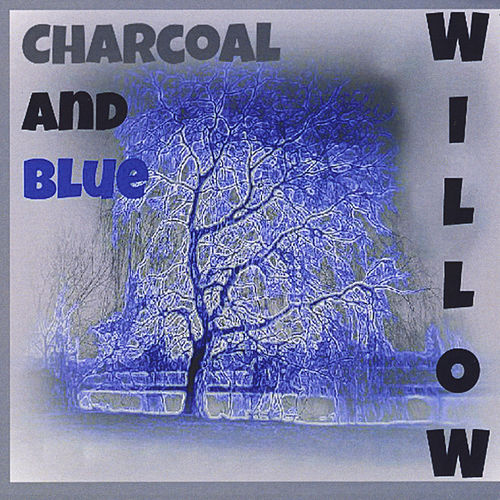 Charcoal and Blue by Willow
