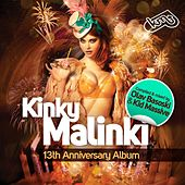 Kinky Malinki - 13th. Anniversary Album (Compiled & Mixed By Olav Basoski & Kid Massive) by Various Artists