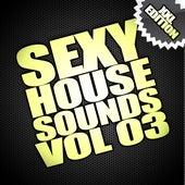 Sexy House Sounds, Vol. 3 (XXL EDITION) de Various Artists