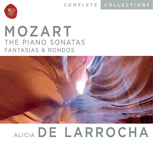 Piano Sonatas (complete) by Wolfgang Amadeus Mozart