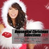 Housepital Christmas Selections 2011 von Various Artists