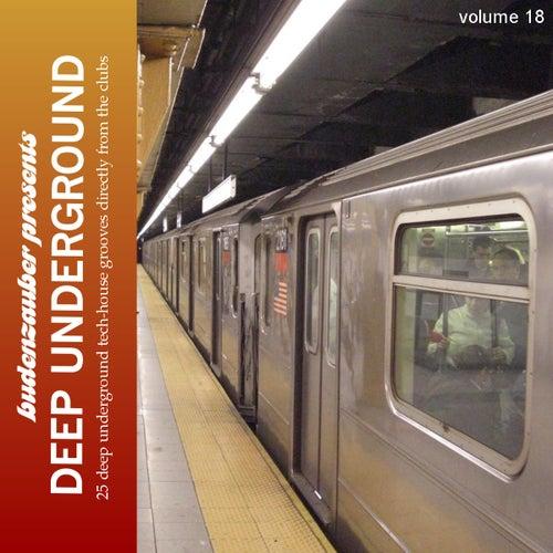 Budenzauber pres. Deep Underground, Vol. 18 by Various Artists