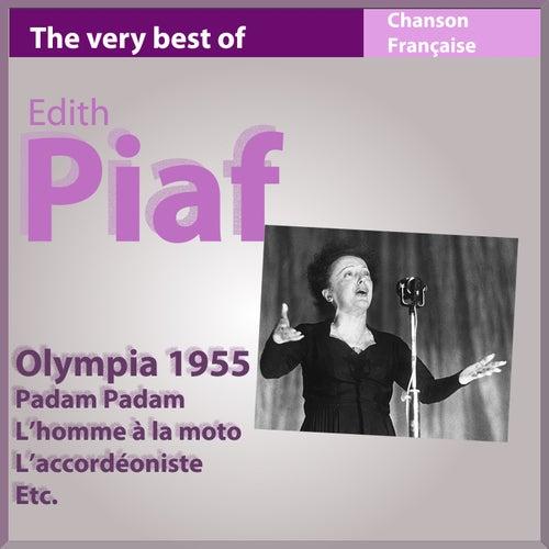 Edith Piaf Live Olympia 1955 by Edith Piaf