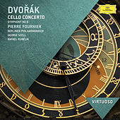 Dvorak: Cello Concerto; Symphony No.8 von Pierre Fournier