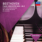 Beethoven: Piano Concertos Nos.1 & 2 di Stephen Kovacevich