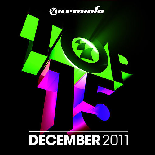 Armada Top 15 - December 2011 by Various Artists