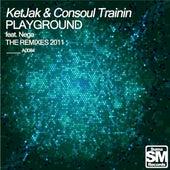 Playground The Remixes 2011 von Consoul Trainin