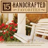 15 Handcrafted Favorites de Craig Duncan
