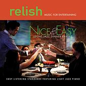 Nice & Easy: Songs of Sinatra Featuring Light Jazz Piano by Stephen Kummer