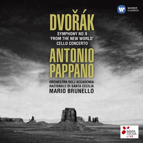 Dvorak: Symphony No.9 & Cello Concerto by Various Artists