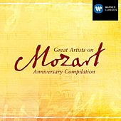 Great Artists of Mozart - The Anniversary Compilation di Various Artists