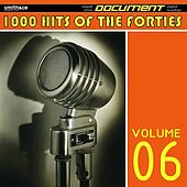 1000 Hits of the Forties, Volume 6 de Various Artists