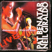 Summer Vacation Live von Pat Benatar