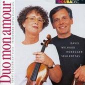Duo mon amour de Renate Eggebrecht