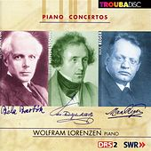 Mendelssohn - Bartók - Reger: Piano Concertos, Vol. 1 by Wolfram Lorenzen