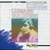 Tailleferre: Kammermusik by Various Artists