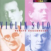 Violin Solo by Renate Eggebrecht