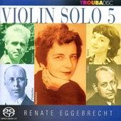 Violin Solo, Vol. 5 by Renate Eggebrecht