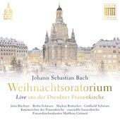 Bach: Weihnachtsoratorium (Live aus der Dresdner Frauenkirche) de Various Artists