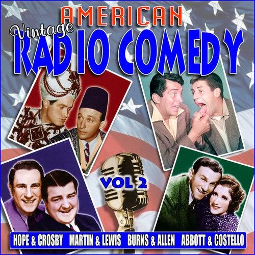 American Vintage Radio Comedy, Vol. 2 by Various Artists